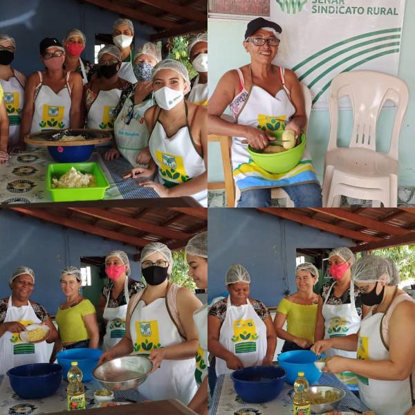 Prefeitura de São Valério e FAET/SENAR Disponibilizam Cursos Gratuitos e Capacitam Alunos nos PAs e Distritos.