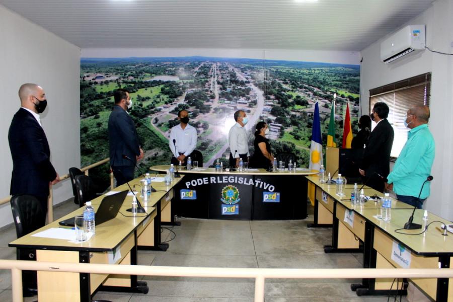 Prefeitura de São Valério Realiza Audiência Pública para fins de Concessão do Serviço Água e Esgoto!