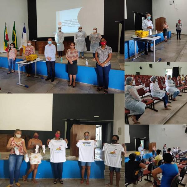 Secretaria de Educação de São Valério é Referência em Gestão no Estado do Tocantins.